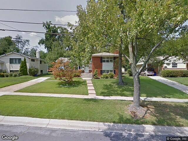 Image of rent to own home in Bethesda, MD