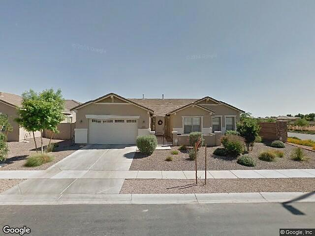 Single Family Home Home in Gilbert