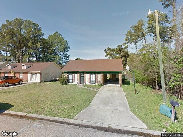 Image of rent to own home in Hattiesburg, MS