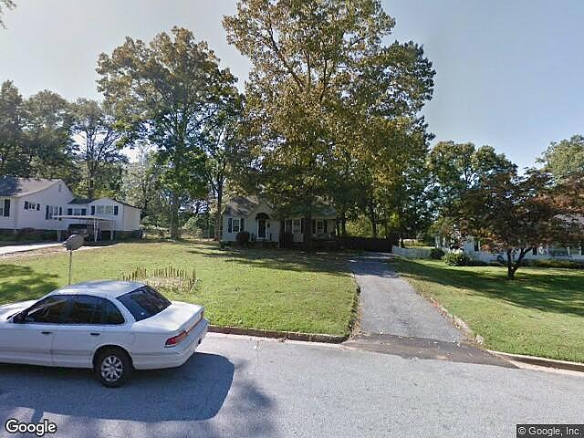Image of rent to own home in Spartanburg, SC
