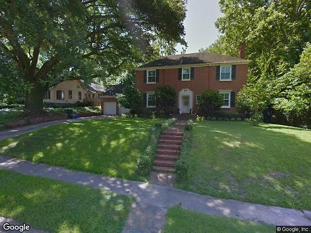 Image of rent to own home in Vicksburg, MS
