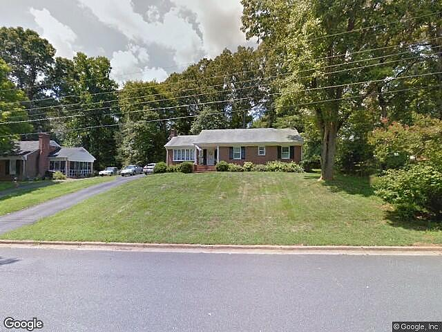 Single Family Home Home in Lynchburg