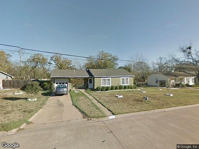 Image of rent to own home in Bryan, TX