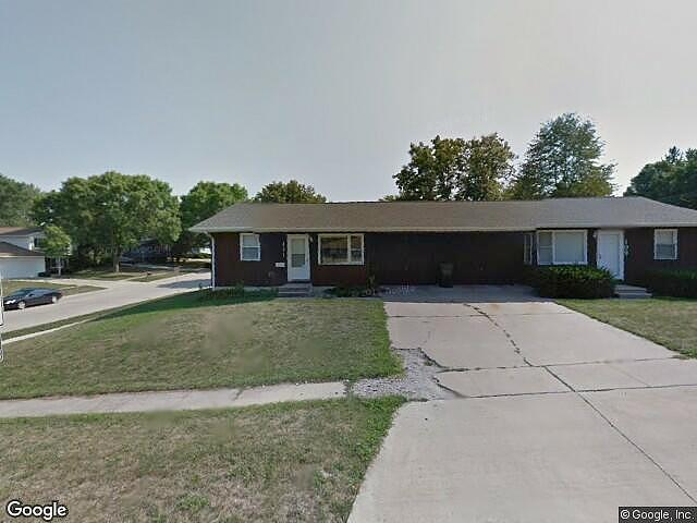 Image of rent to own home in Cedar Falls, IA
