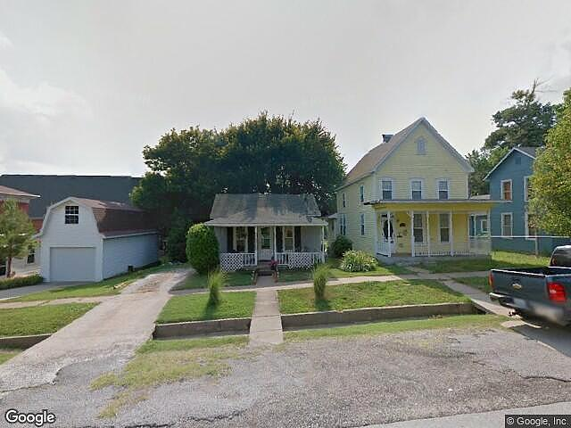 Image of rent to own home in Pierce City, MO