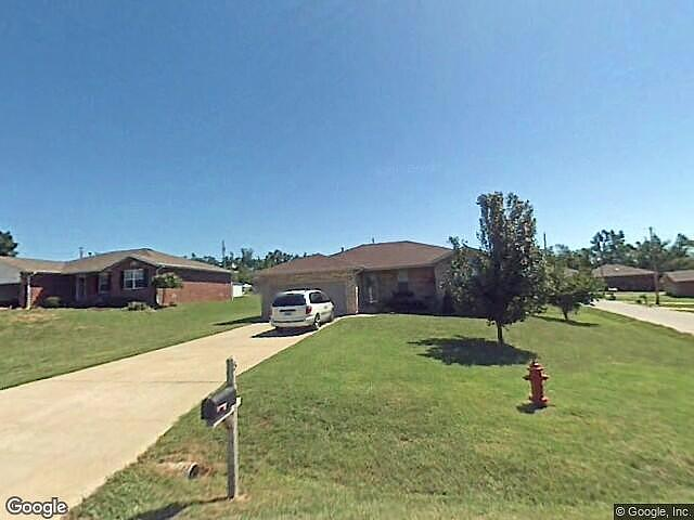 Image of rent to own home in Walnut Grove, MO