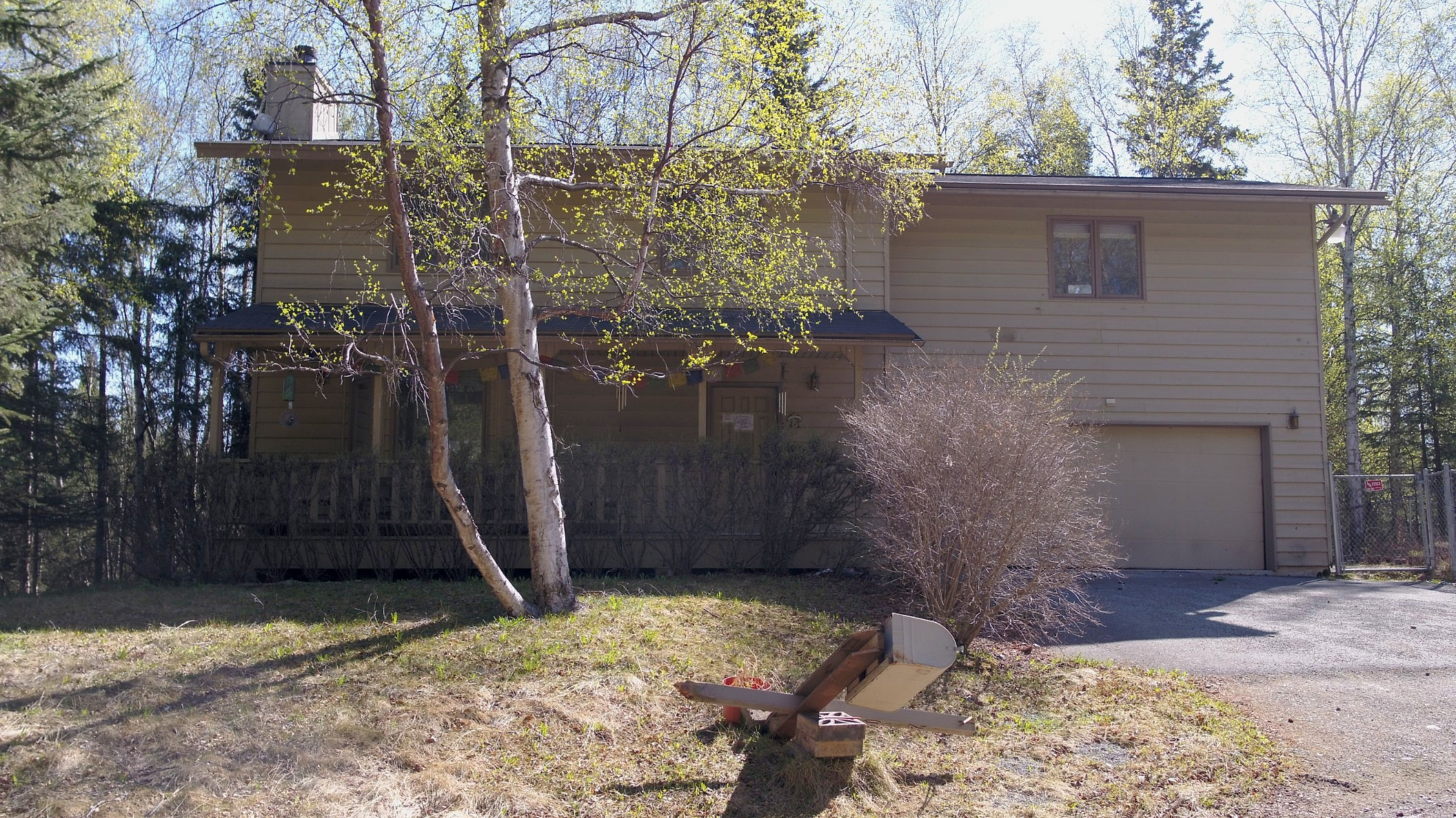 Single Family Home Home in Anchorage