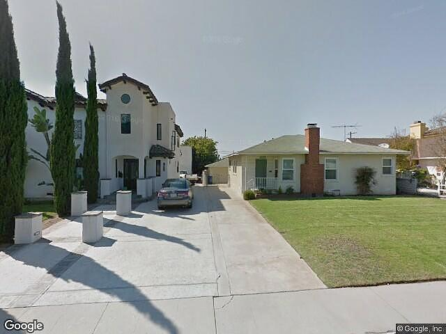Single Family Home Home in Los angeles