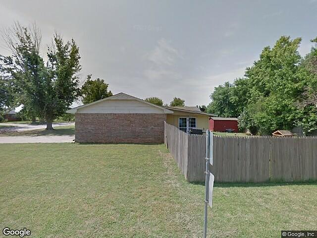 Image of rent to own home in El Reno, OK
