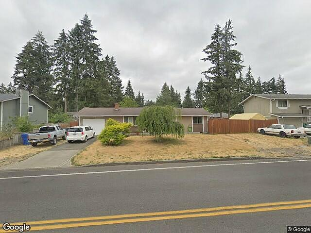 Image of rent to own home in Puyallup, WA