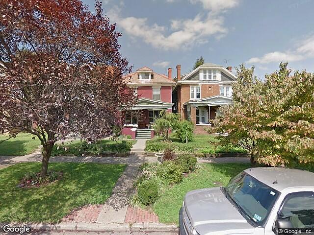 Image of rent to own home in Huntington, WV