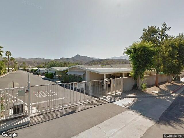 Image of rent to own home in Palm Springs, CA