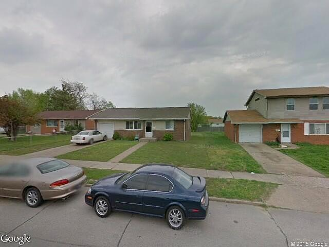 Image of rent to own home in Evansville, IN
