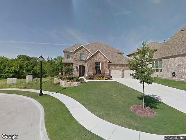 Image of rent to own home in Mckinney, TX