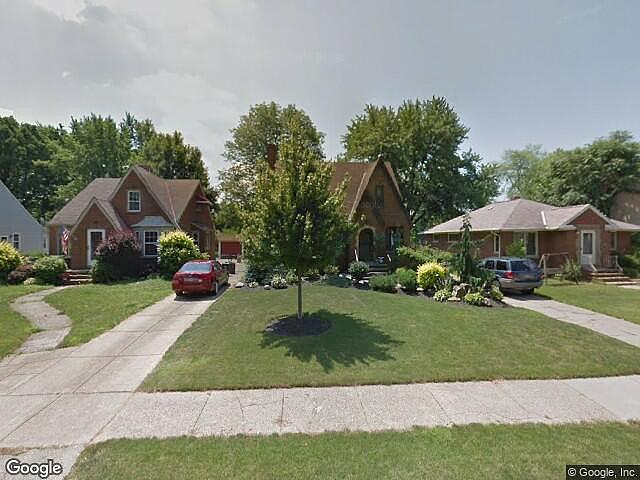 Image of rent to own home in Cleveland, OH